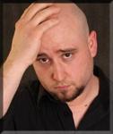 Comedian Anthony Zenhauser