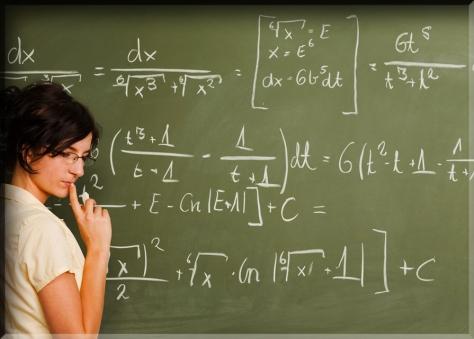 Women Suck at Math
